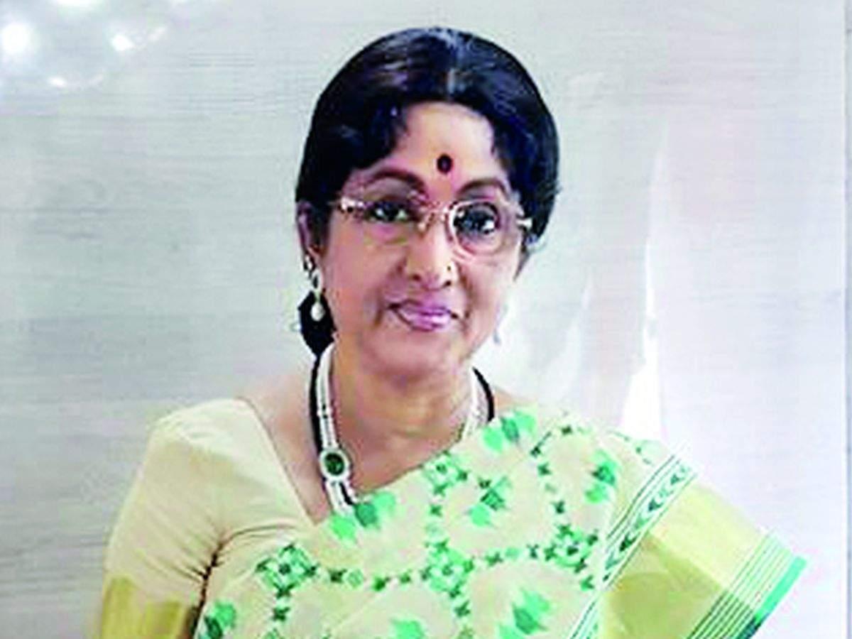Bharathi Vishnuvardhan Bharathi Vishnuvardhan new photo