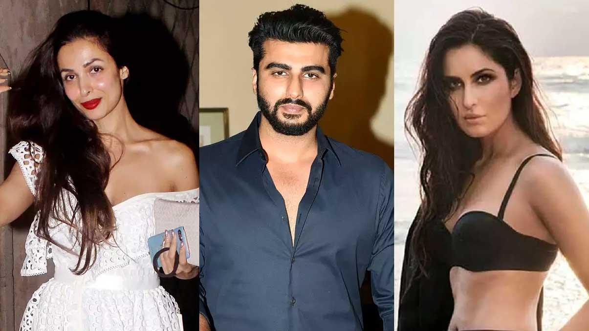 Arjun Kapoor chooses Malaika Arora over Katrina Kaif for a super sexy song