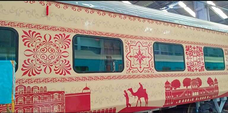 IRCTC's Buddhist Circuit train gets swanky coaches along with special features