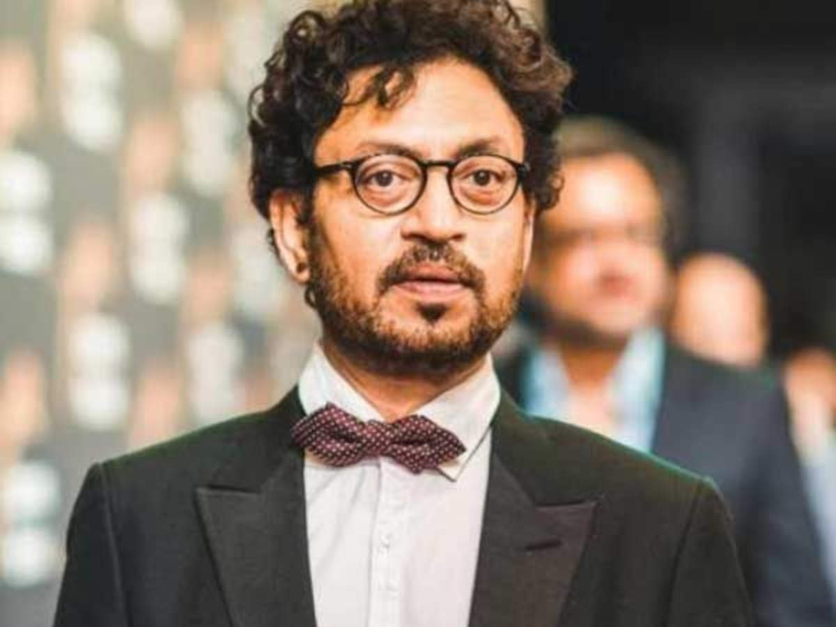 Here's why Irrfan Khan visited India   Hindi Movie News - Times of India