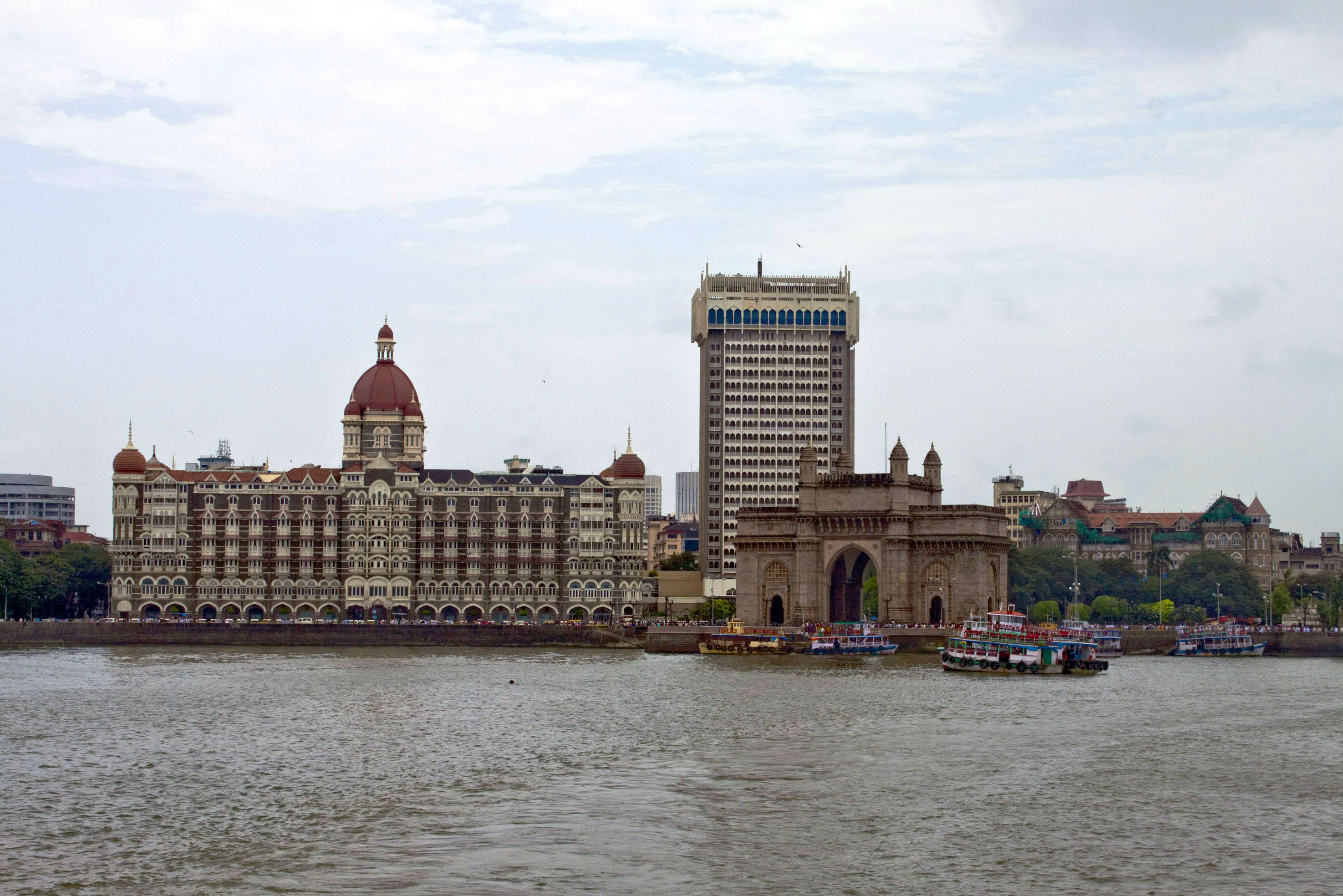 The finest hotels in and around Colaba, Mumbai