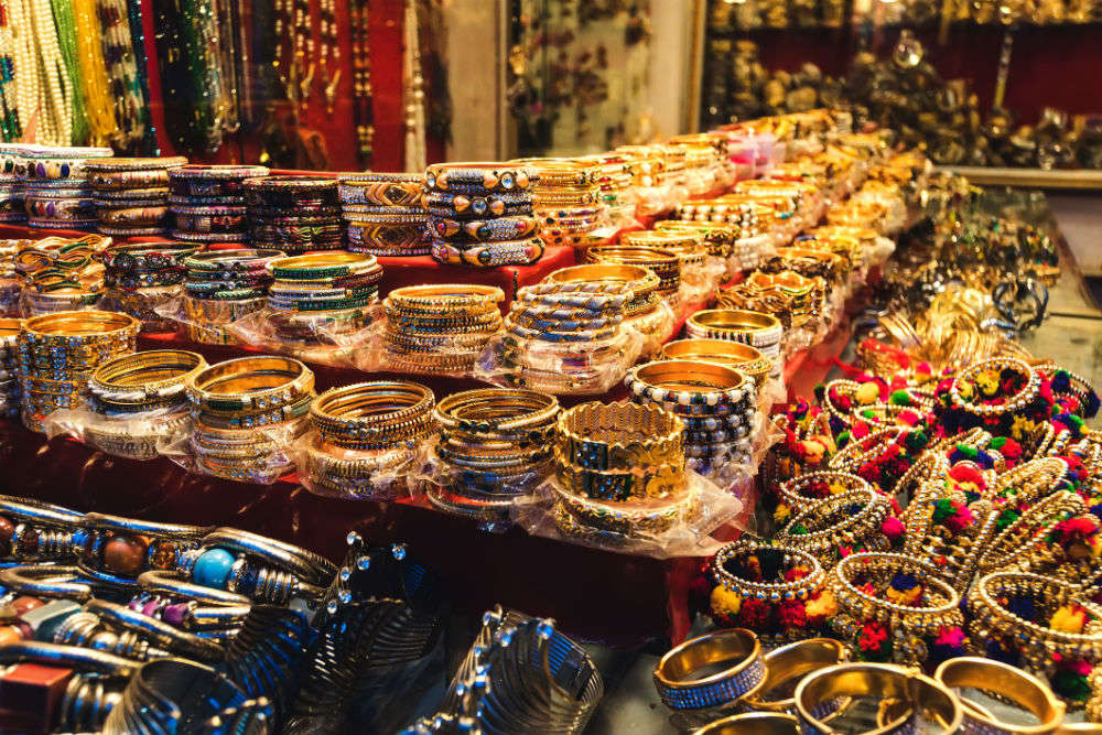 Shopping in Bikaner: beyond 'bhujiya' and 'mojris'