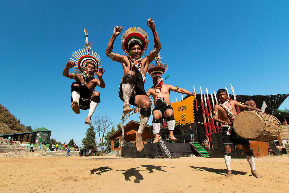 Hornbill Festival, the best time to visit Nagaland