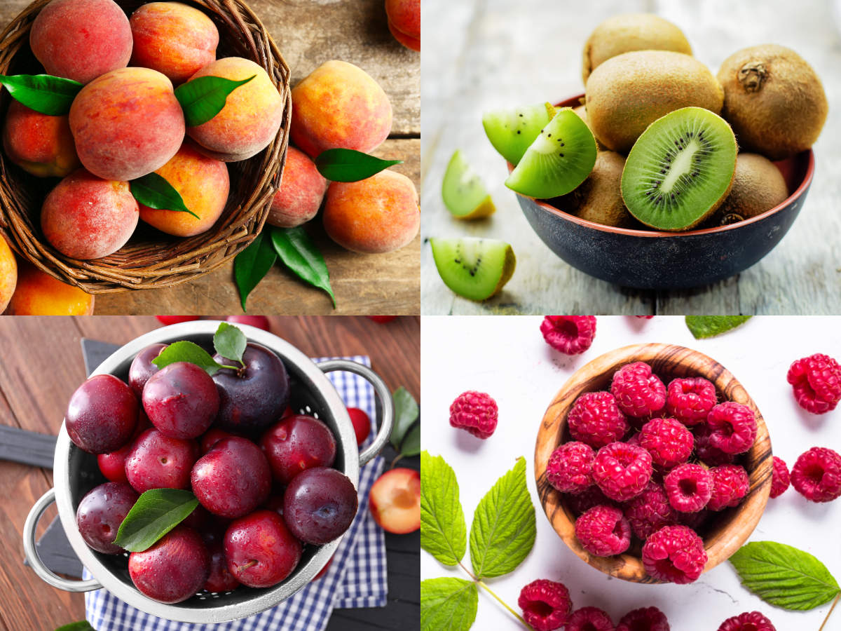 10 Best Low Sugar Fruits For Diabetics Times Of India