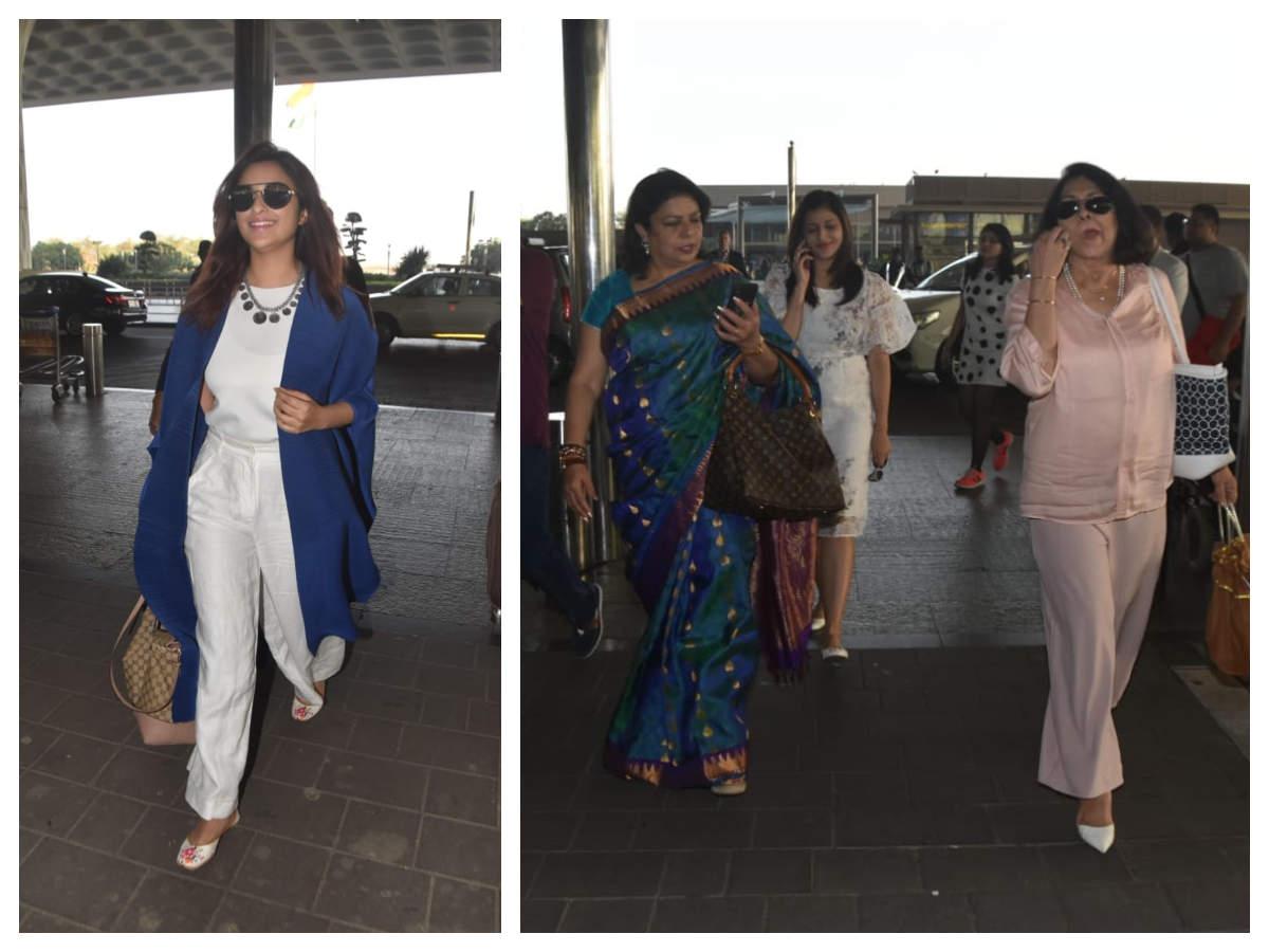 Priyanka Chopra And Nick Jonas Wedding Parineeti Chopra And Kevin