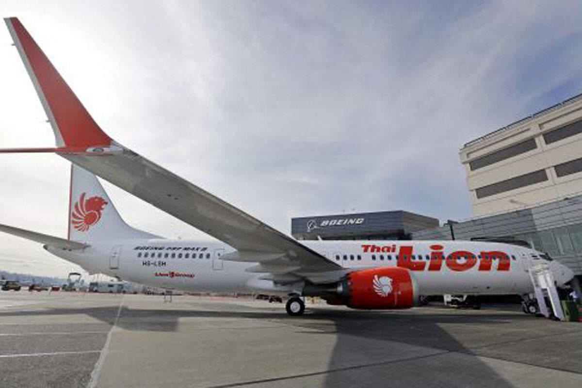 Resultado de imagen para lion air 737 max