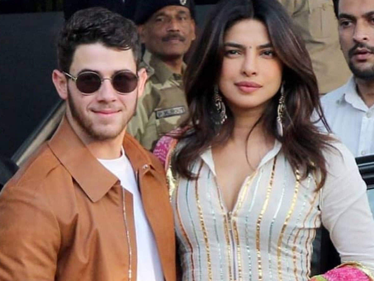 Priyanka Chopra And Nick Jonas Wedding Is This The Itinerary For