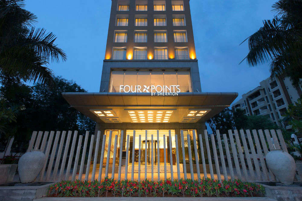 Hotels in Bangalore near Whitefield