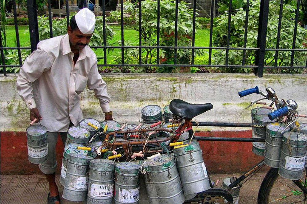 Travel lesson - the story of Mumbai's dabbawalas