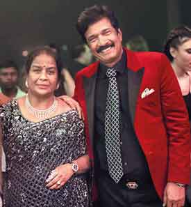 Sudha Reddy's birthday bash was high on glamour, music and masti