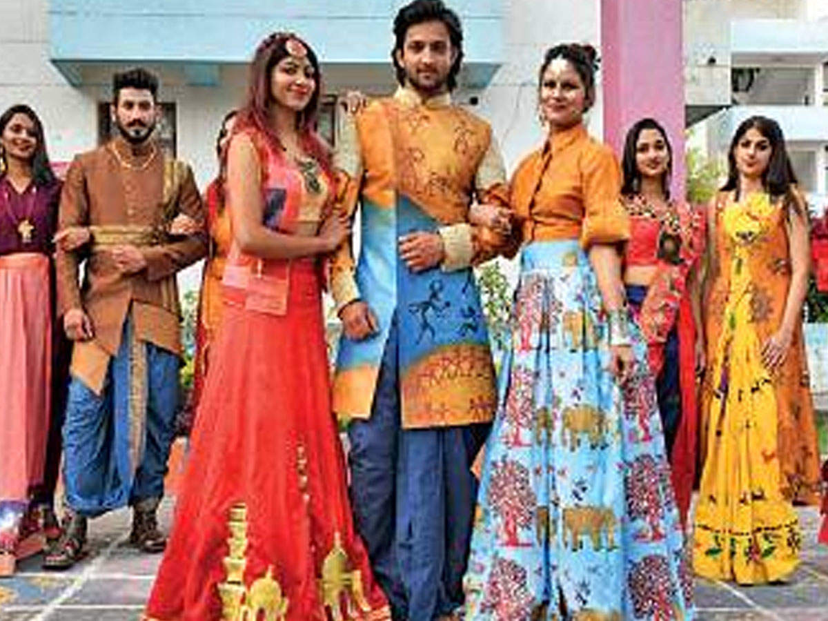 Nift Showcases Preview Of Design Collection Show Bhopal News Times Of India