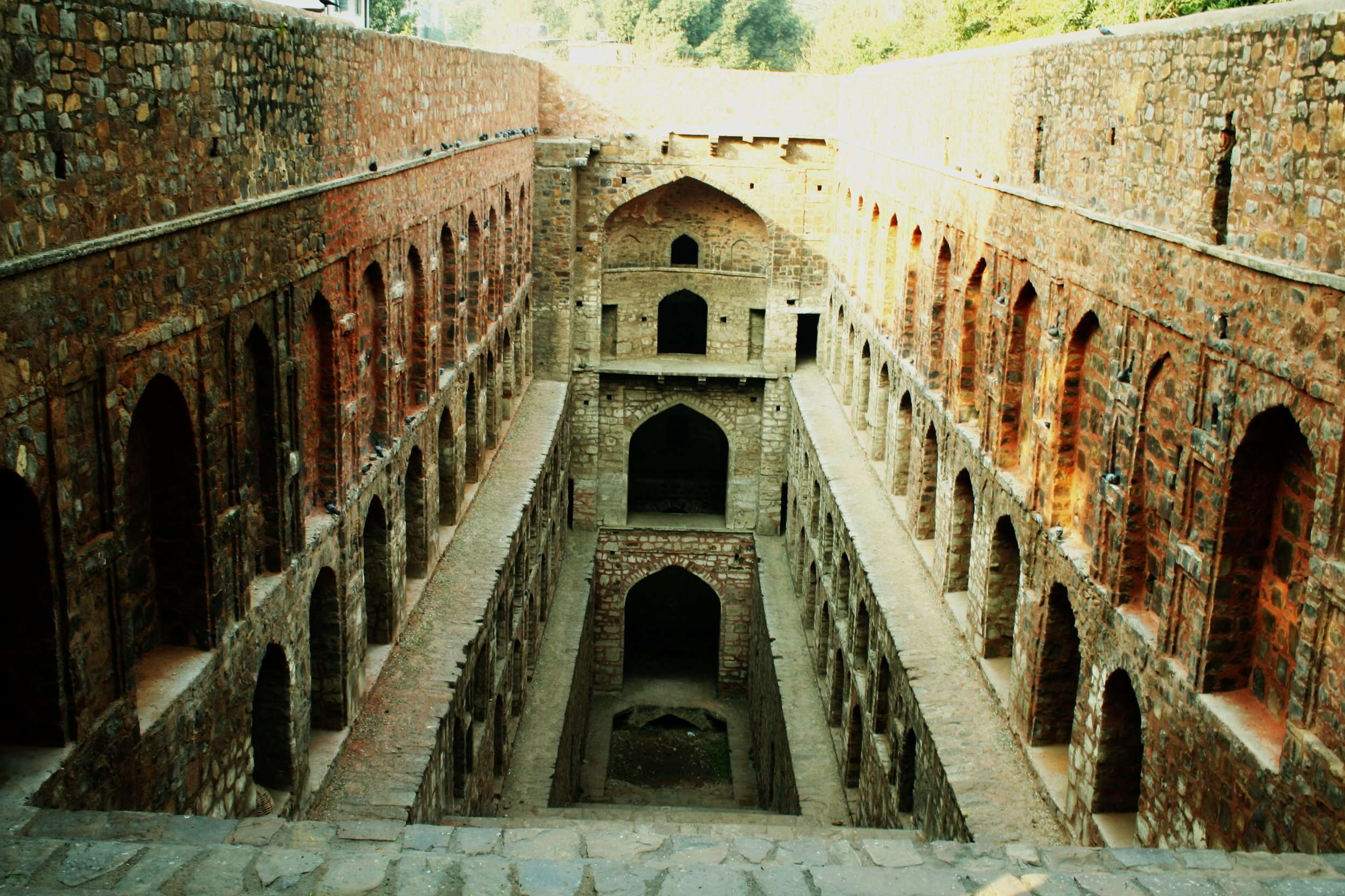Baolis of Delhi: Tracing the steps of incredible stepwells