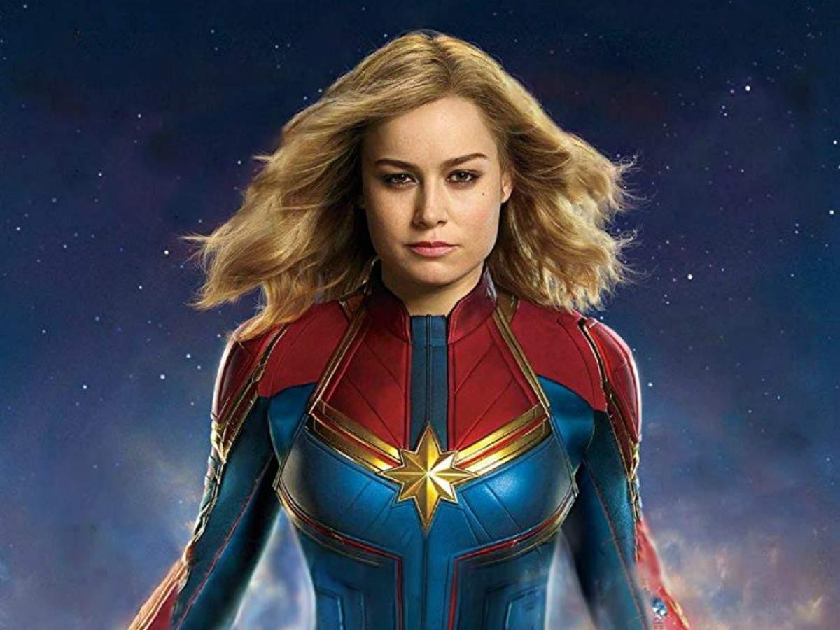 marvel studio releases new poster of 'captain marvel'   english