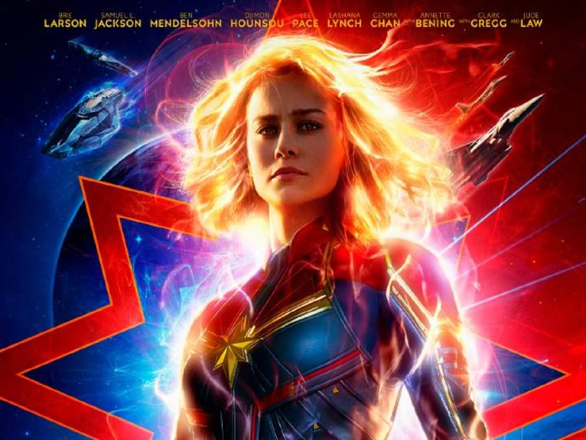 captain marvel trailer: brie larson's superhero act is sure to keep