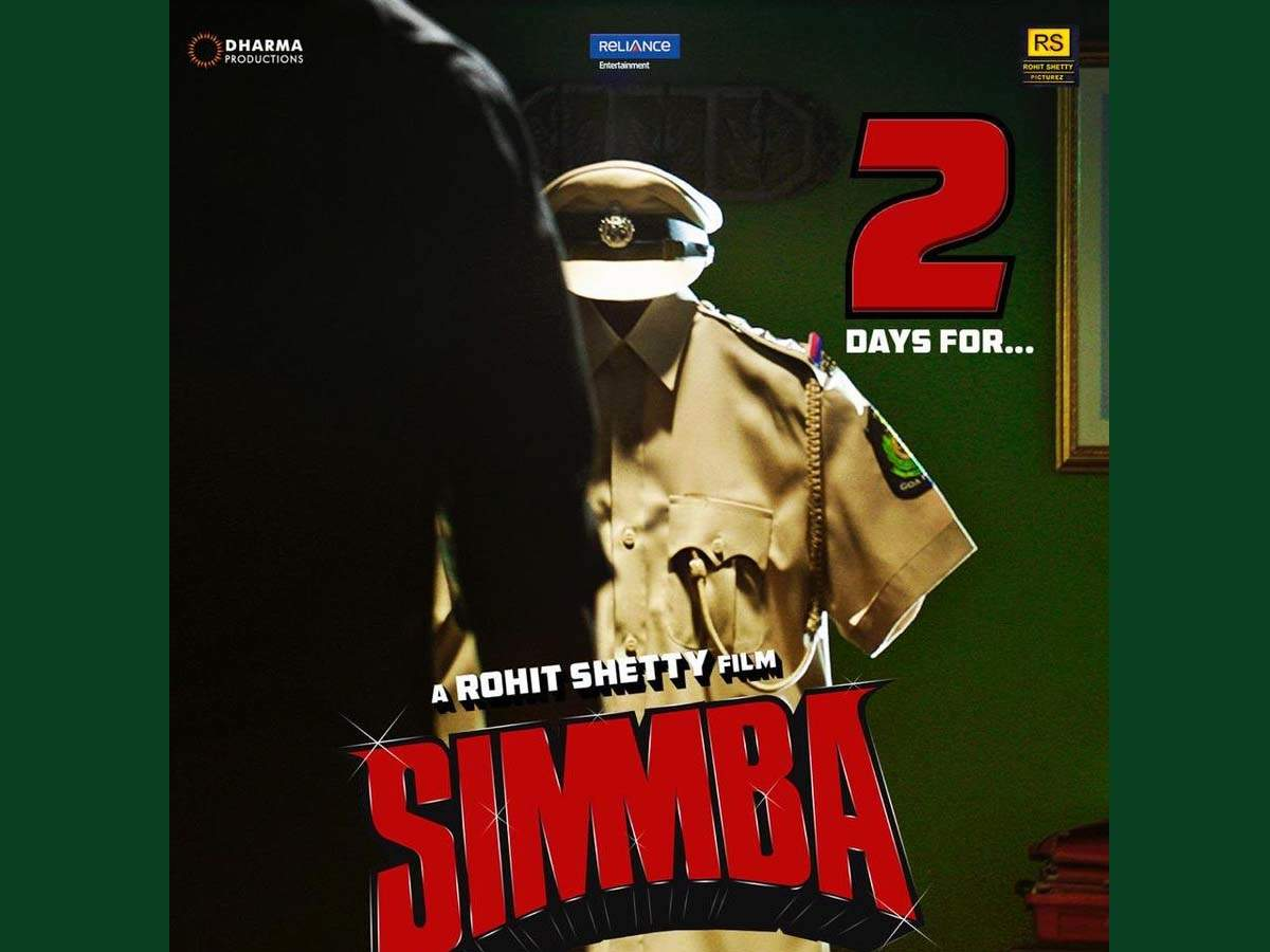 Simmba | Hindi Movie News - Times of India