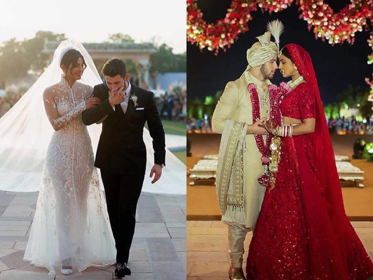 priyanka chopra and nick jonas wedding photos marriage pictures