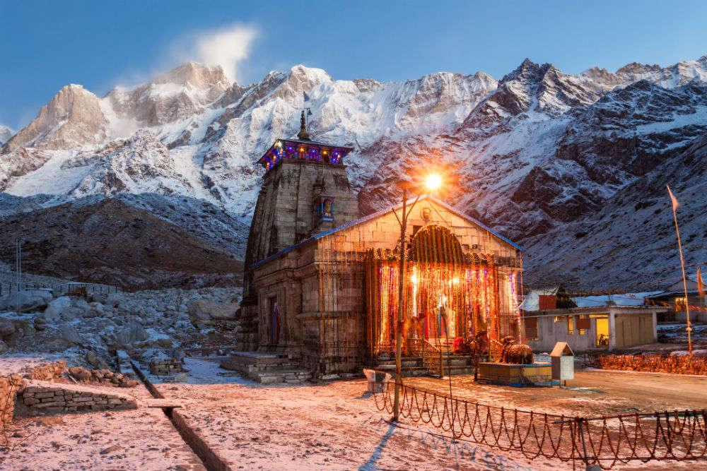 Kedarnath—a journey through temples, tragedies and Bollywood