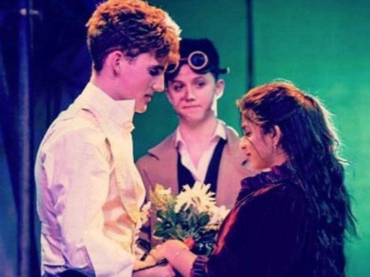 Suhana Khan looks like a complete Juliet in pictures from her college play - Times of India