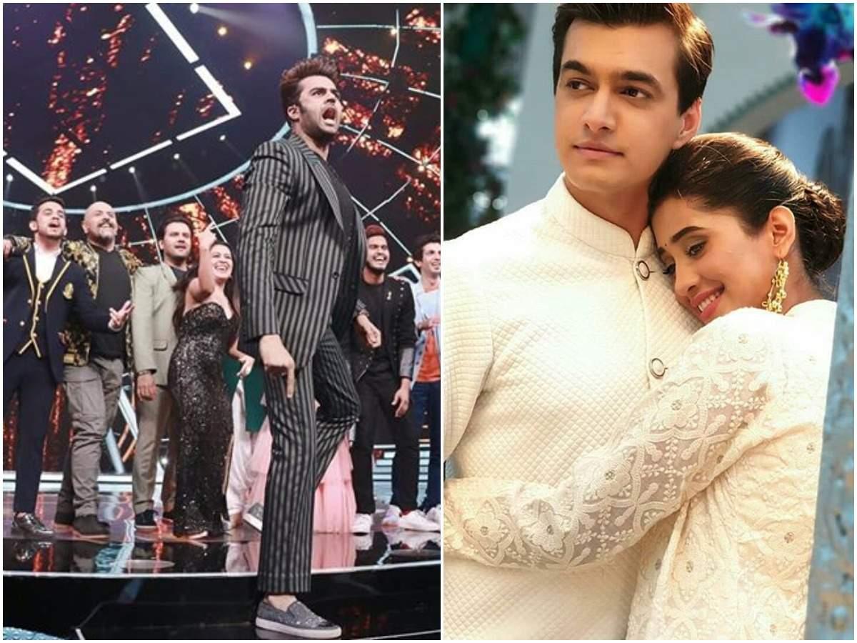 Indian Idol 10 takes the third spot; Yeh Rishta Kya Kehlata Hai out of Top 5 - Times of India