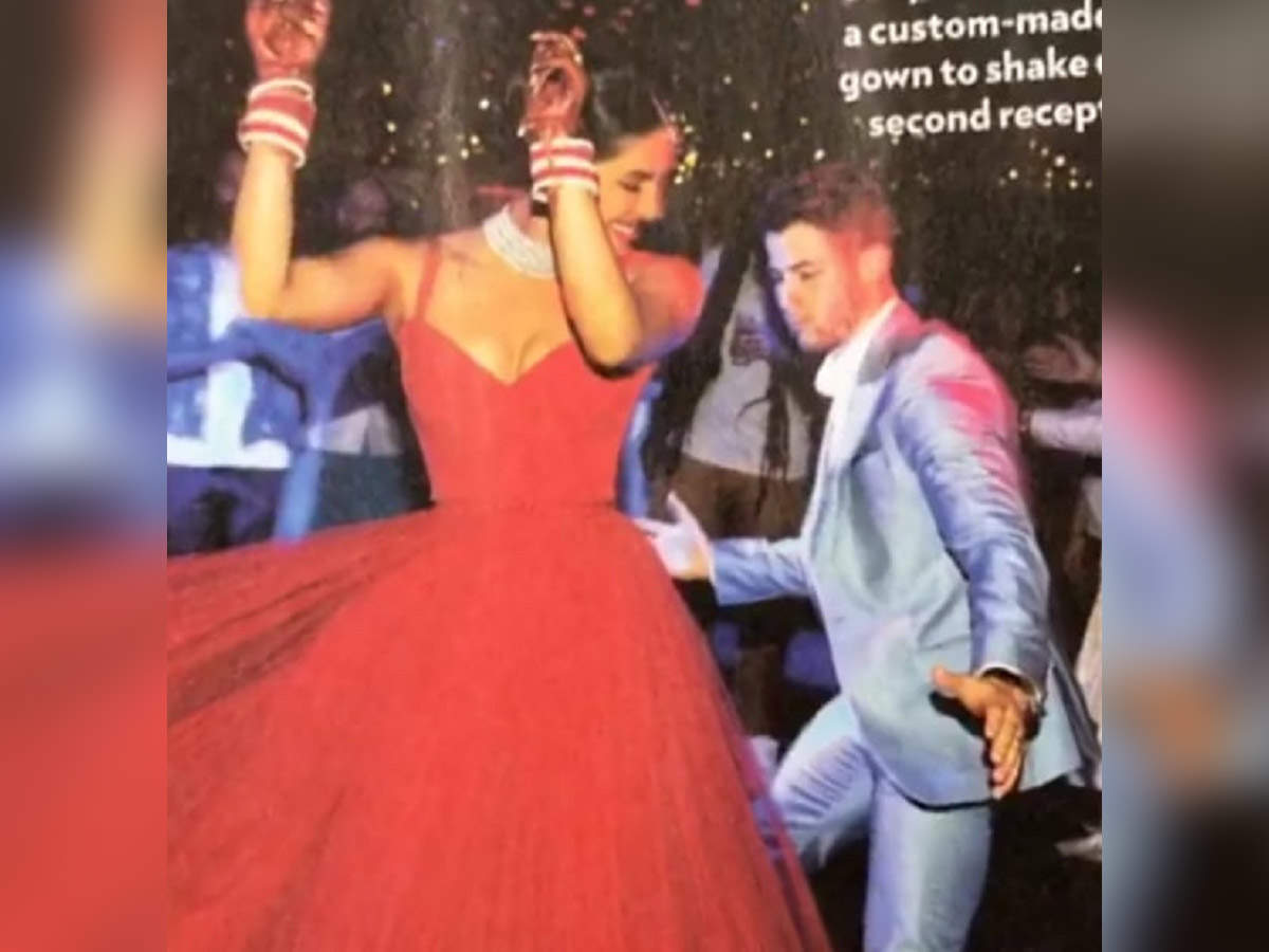 Priyanka Chopra And Nick Jonas Wedding Dance Videos Photos Pictures Images The Night Away After Their Hindu Ceremony
