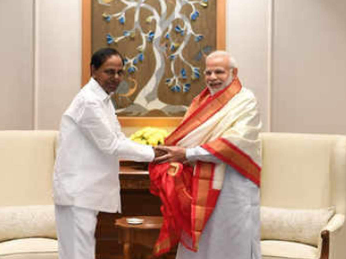 bjp-reaches-out-to-k-chandrasekhar-rao-in-telangana-say-sources