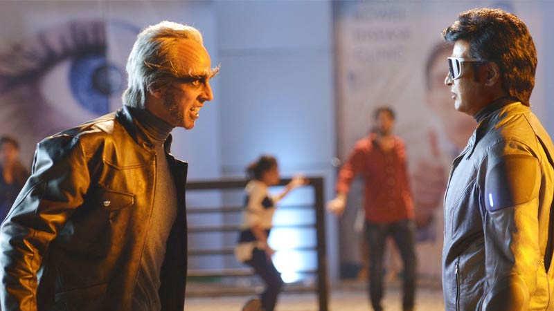 Rajinikanth and Akshay Kumar starrer '2 0' is now the fourth highest  grosser film of 2018