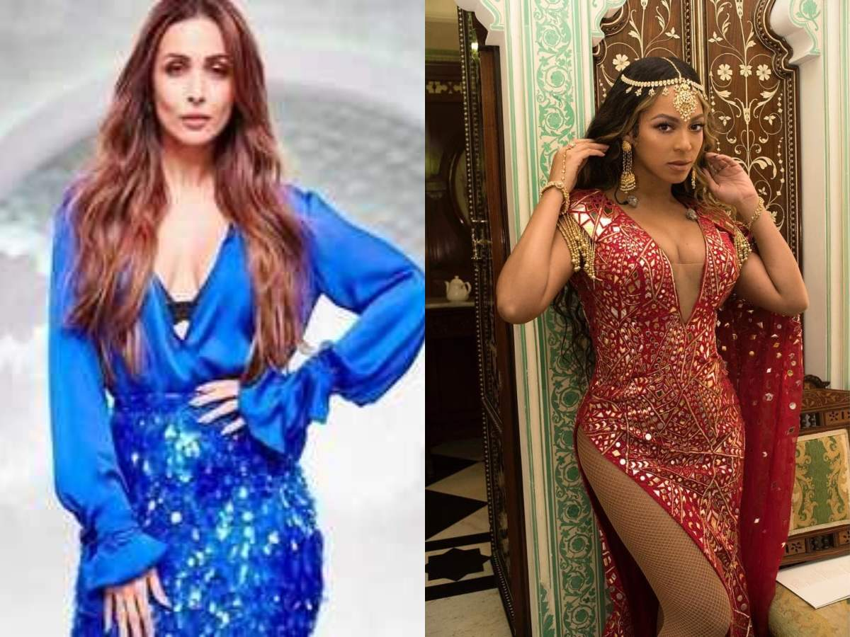 Video: Malaika Arora jokingly says that she taught Beyonce dance moves - Times of India
