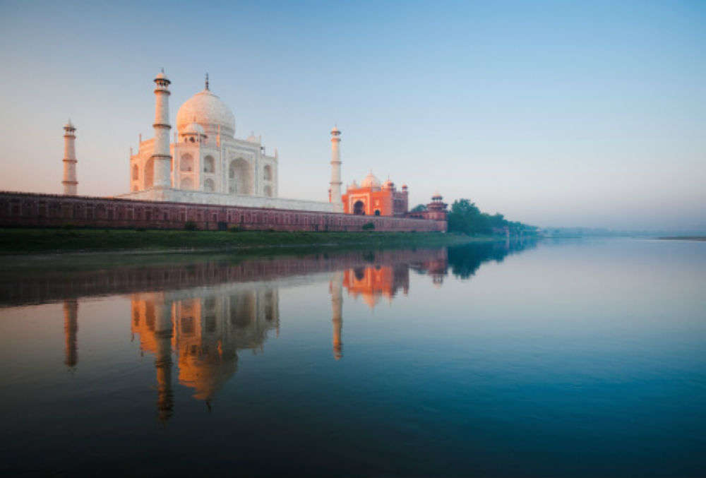 Now, pay an additional INR 200 to enter Taj Mahal