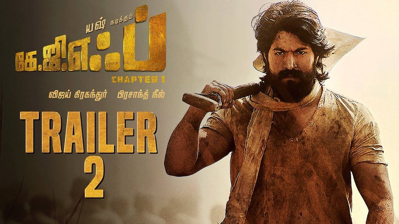KGF - Official Tamil Trailer