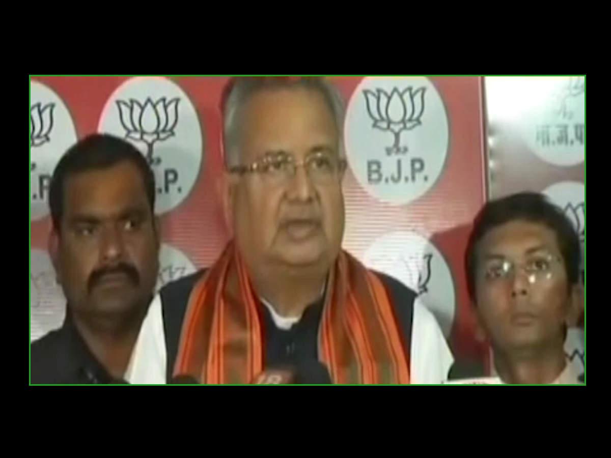 raman-singh-accepts-defeat-congress-to-form-govt-in-chhattisgarh