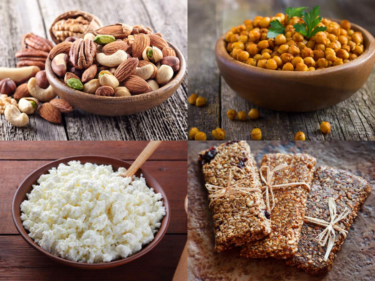 7 Grab Go High-Protein Snacks