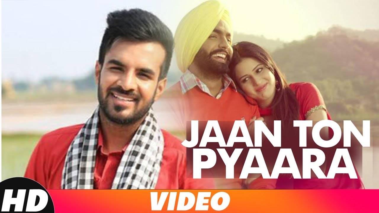 Latest Punjabi Song Jaan Ton Pyara Sung By Happy Raikoti