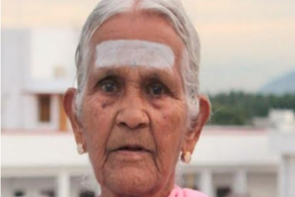 This 98-year-old yoga expert granny will inspire you to visit Coimbatore