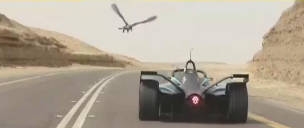 watch-formula-e-racer-felipe-massa-races-fastest-creature-on-earth