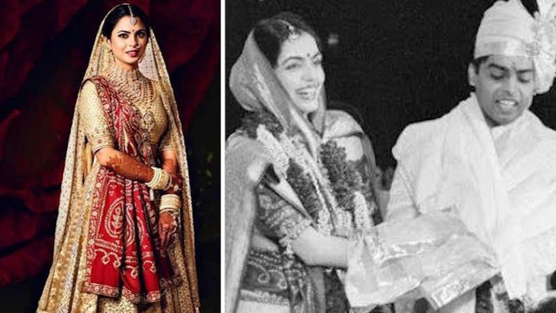 isha-ambanis-dupatta-a-cut-out-of-mother-nita-ambanis-35-year-old-wedding-saree
