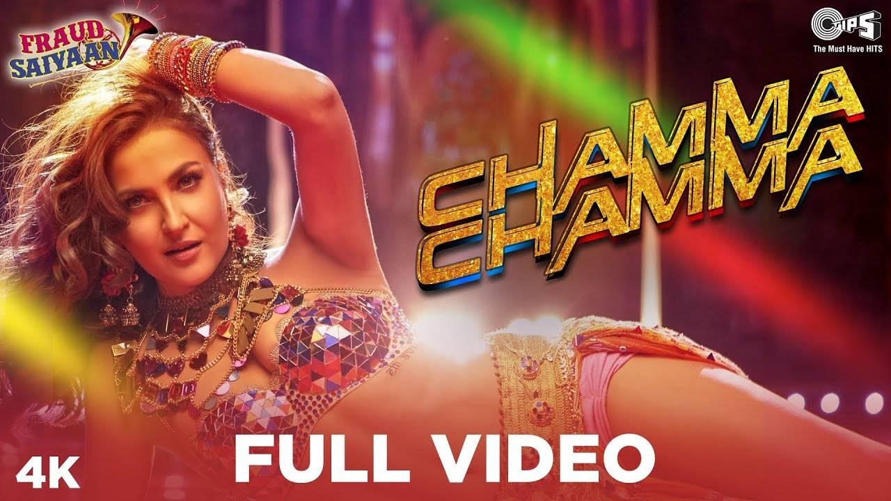 Fraud Saiyaan | Song - Chamma Chamma