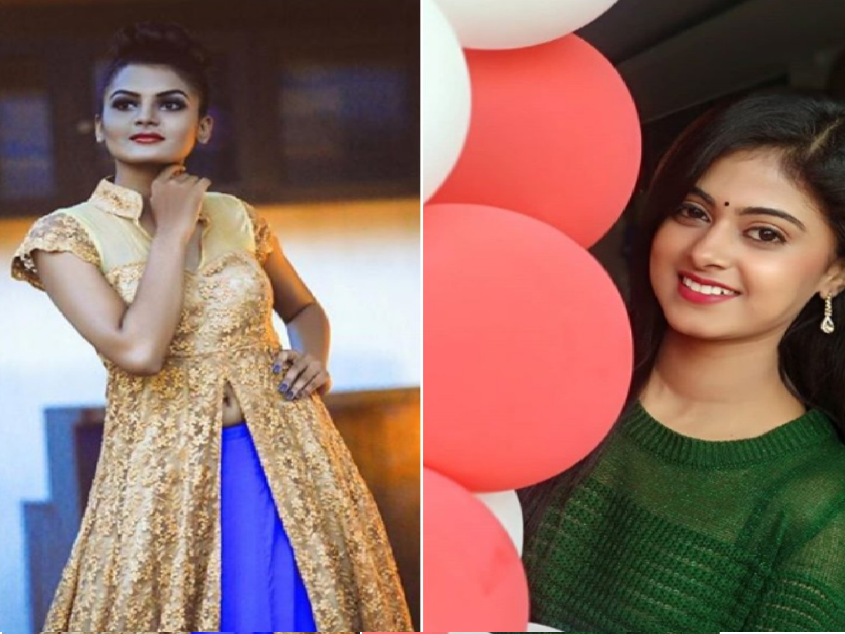 Bigg Boss Kannada Season 6 Bigg Boss Kannada 6 Megha Sri And Jeevitha To Enter The House Times Of India