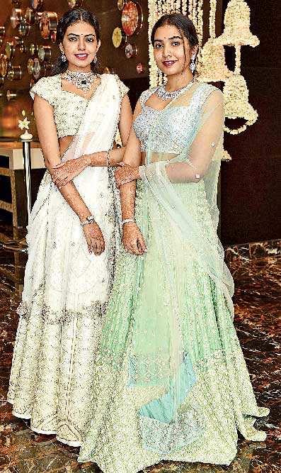 Karthik weds Deepti in a classy Telugu ceremony | Hyderabad