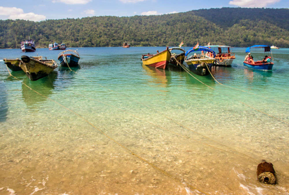 IRCTC's latest offering is 5D/4N tour package to the Andamans