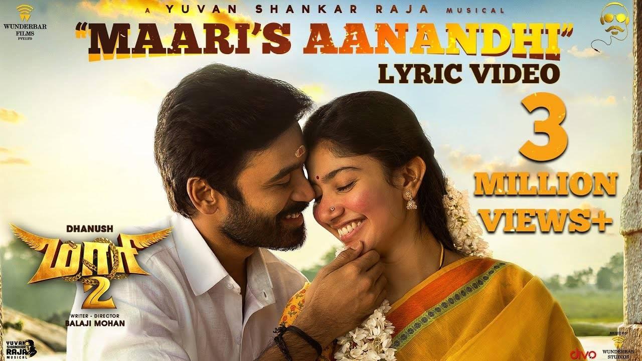 Maari 2 | Song - Maari's Aanandhi (Lyrical) | Tamil Video Songs - Times of  India