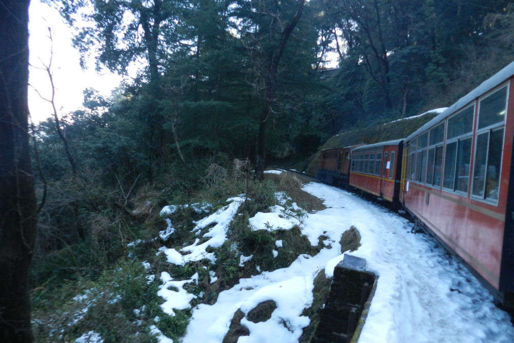 How to spend a day in Shimla during winter?