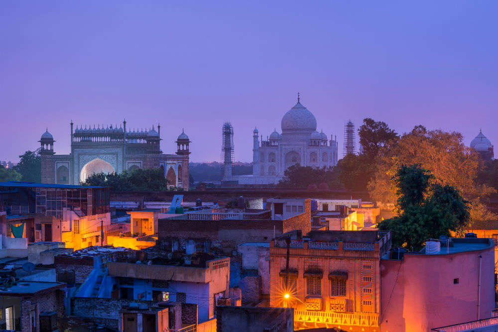 IRCTC offers Agra tour without a guide at INR 2,550