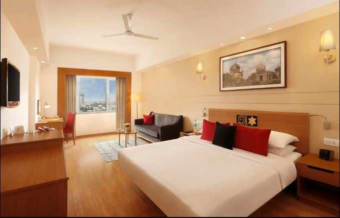 The best-rated hotels in Hyderabad near Hitech City