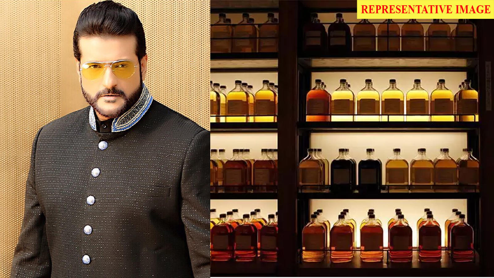 After getting bail in abuse case, Armaan Kohli arrested for illegal  possession of 41 bottles of imported whiskey