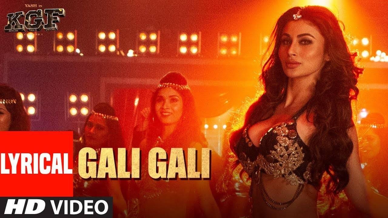 KGF | Song - Gali Gali (Lyrical) | Hindi Video Songs - Times of India