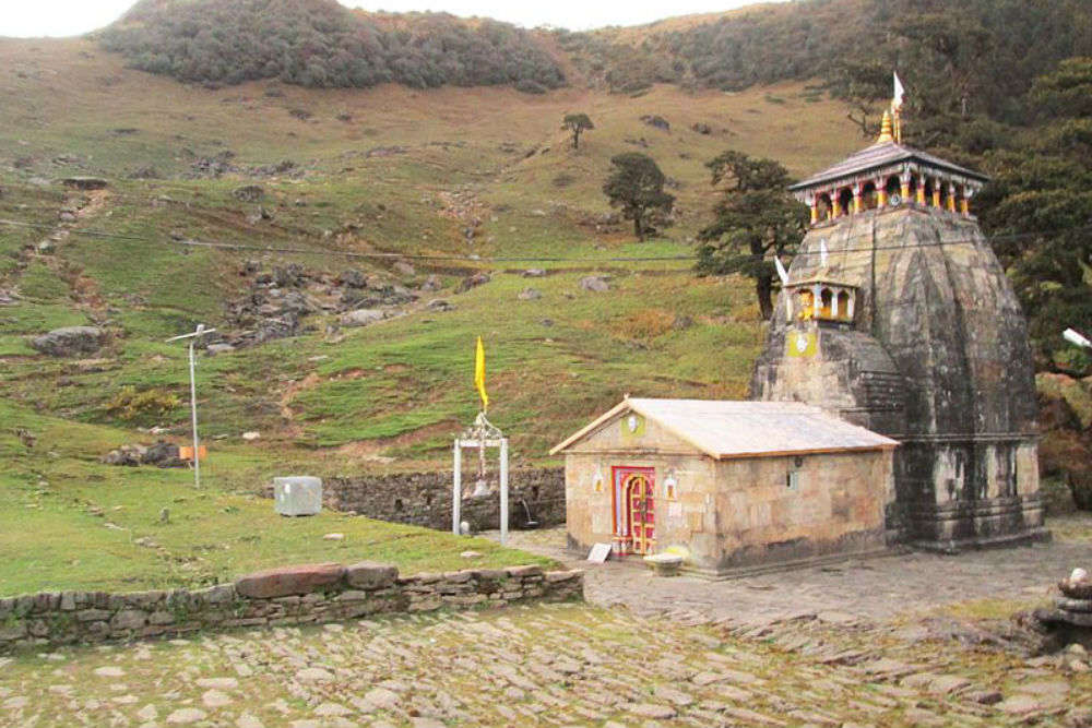 Madhyamaheswar temple in Uttarakhand and its connection with Mahabharata war