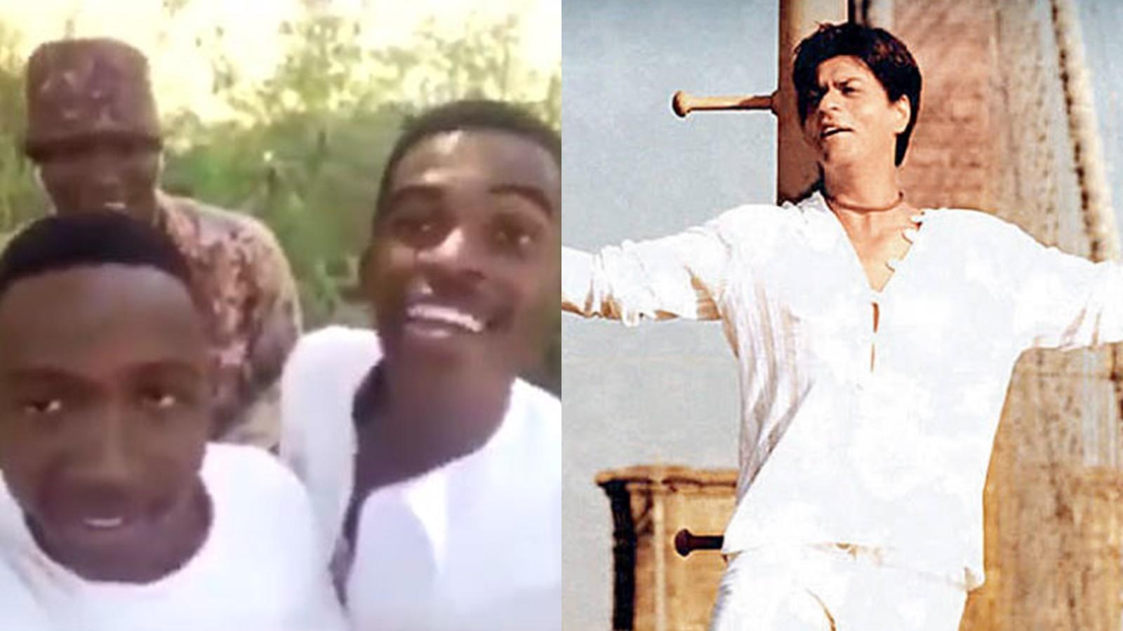 Viral: Shah Rukh Khan's Nigerian fans sing 'Kal Ho Na Ho' song!