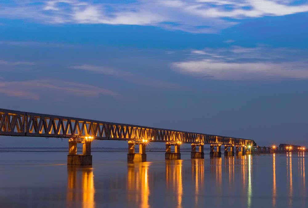 PM Modi inaugurates Bogibeel Bridge, India's longest bridge; opens for traffic