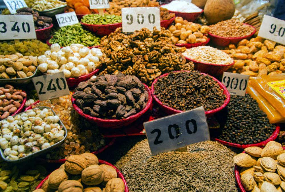 A journey through the lanes of Khari Baoli, Asia's largest spice market