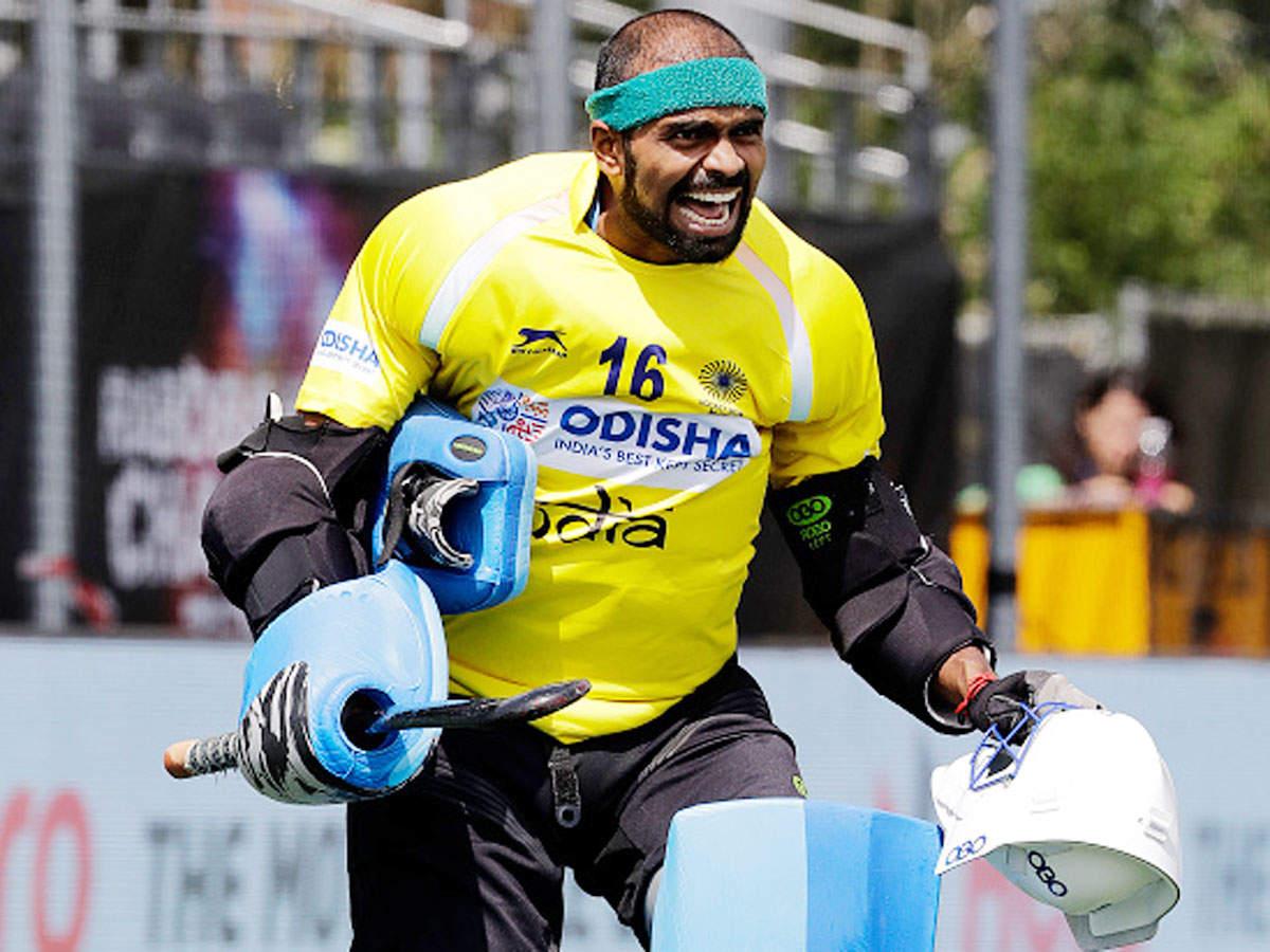 Sreejesh Rupinder Set To Play For Tamil Nadu In National B Division